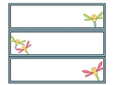 Bugs in Frames - Style 2 (Spring)