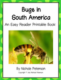 Bugs in South America