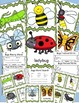 Bugs and Insects Write the Room Posters and Writing Activities