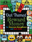 English, Spanish and Bilingual Reward Money - Dinero de Recompenza