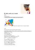 Buika- No habrá nadie en el mundo- clozeline activity