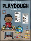 Build a Robot Playdough Activity Cards