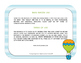 Build-A-Balloon-Banner: Speech Therapy Activity - /B/ - Initial Word Position