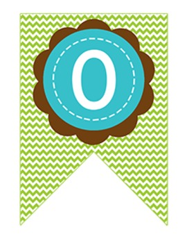Build-A-Banner {Pennant Banners Set 1}