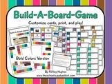 Build-A-Board-Game: Bold Colors Version {A Hughes Design}