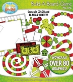 Build A Board Game Clipart Set 8 {Zip-A-Dee-Doo-Dah Designs}