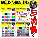Build A Bunting Clip Art Bundle {Educlips Clipart}