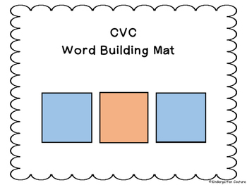 Build A CVC Word Real or Nonsense