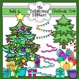 Build A Christmas Tree Clip Art