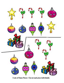 Build A Christmas Tree Game