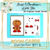Build A Christmas and Winter Item Open Ended Game BOOM Cards – Speech Therapy