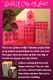 Build A City Of Love!  A Fun & Super Cheap Valentine Group Project