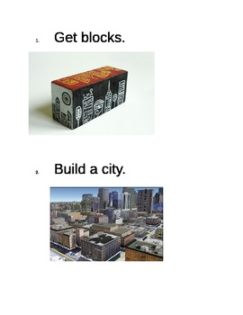Build A City With Blocks Symbol Chart