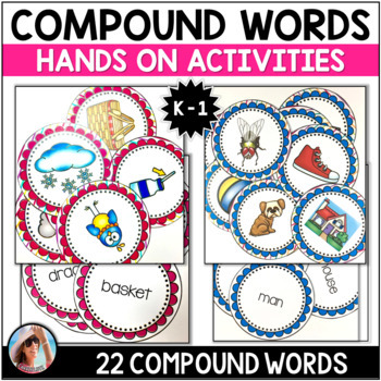 Build A Compound Word ~ Over 20 Compound Words to Build