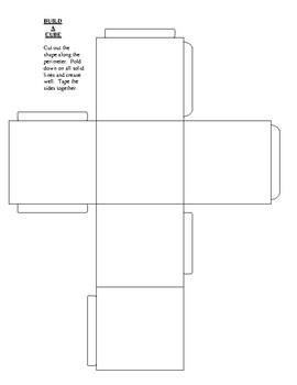 Build A Cube