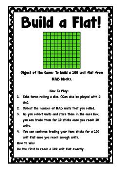 Build A Cube, Break a Cube Maths Game!