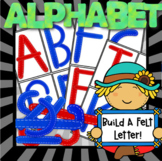 Build A Felt Letter (Sunnah Learners)