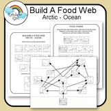 Build A Food Web - Arctic Ocean