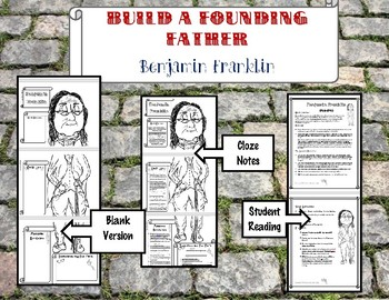 Build A Founding Father: Benjamin Franklin (some assembly required)