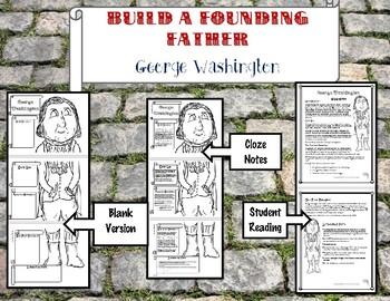 Build A Founding Father: George Washington
