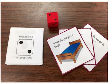$1 Build-A-Series Functional Vocabulary Deck (Objects and Uses)