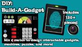 Build-A-Gadget Clip Art Pack