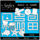 Build-A-Game Ocean Clipart {A Hughes Design}