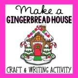 Build A Gingerbread House Craft, How To Writing, & Bulletin Board