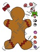 Build A Gingerbread Man Activity