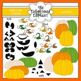 Build A Jack O'Lantern Clip Art