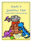 Build A Jurassic Park, Problem Based Learning Activity