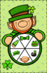 Build A Leprechaun ~ Reading Bossy R Word Game ~ BONUS Oh