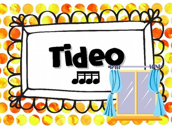 Build-A-Lesson Song Pack: Tideo (tika-tika)