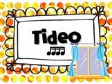 Build-A-Lesson Song Pack: Tideo (tika-tika)
