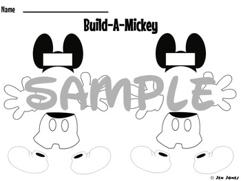 Build - A - Mouse Sight Word Edition