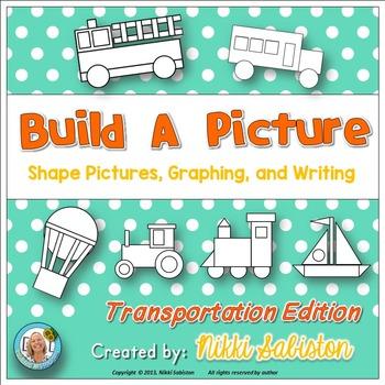 Build-A-Picture: Transportation Edition