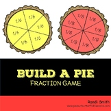 Build A Pie Fraction Game
