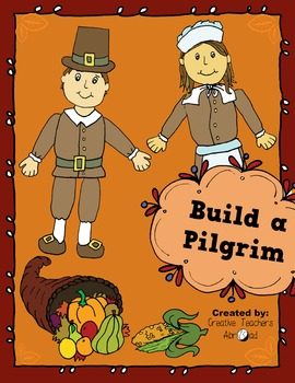 Build A Pilgrim Activity