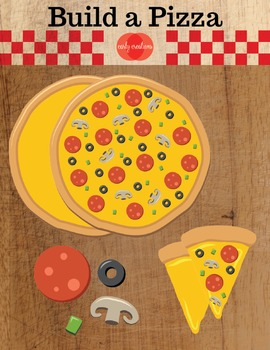 Build A Pizza Clip Art_CarlyCreations