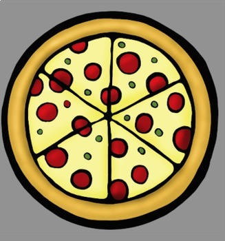 Build A Pizza Clip Art