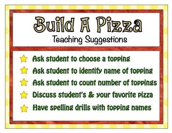 Build A Pizza Reward VIPKid