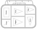 Build-A-Plate Nutrition Worksheet