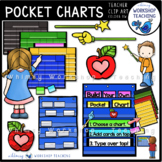 Build A Pocket Chart Clip Art