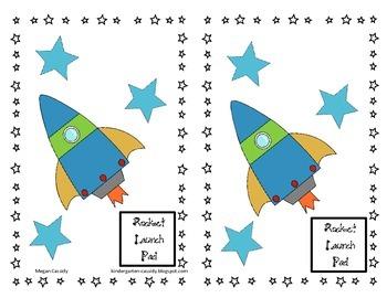 Build A Rocketship- Sight Word Practice