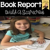 Book Report- Build a Scarecrow
