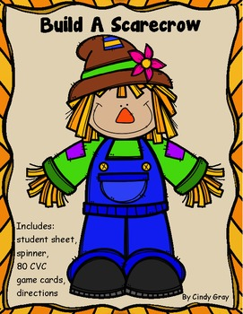 Build A Scarecrow ~ CVC Game