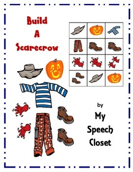 Build A Scarecrow Game