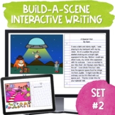 DIGITAL Writing Prompts Set 2 | Interactive Writing for Go