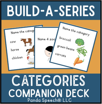 $1 Build-A-Series Categories Companion Deck