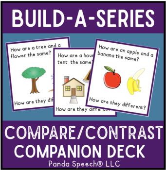 $1 Build-A-Series Compare and Contrast Companion Deck
